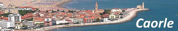 Hotely Caorle